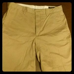 Khakie shorts (ralph lauren/polo)